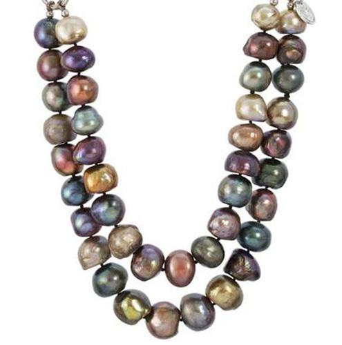 Multi-Colored Baroque Pearl
