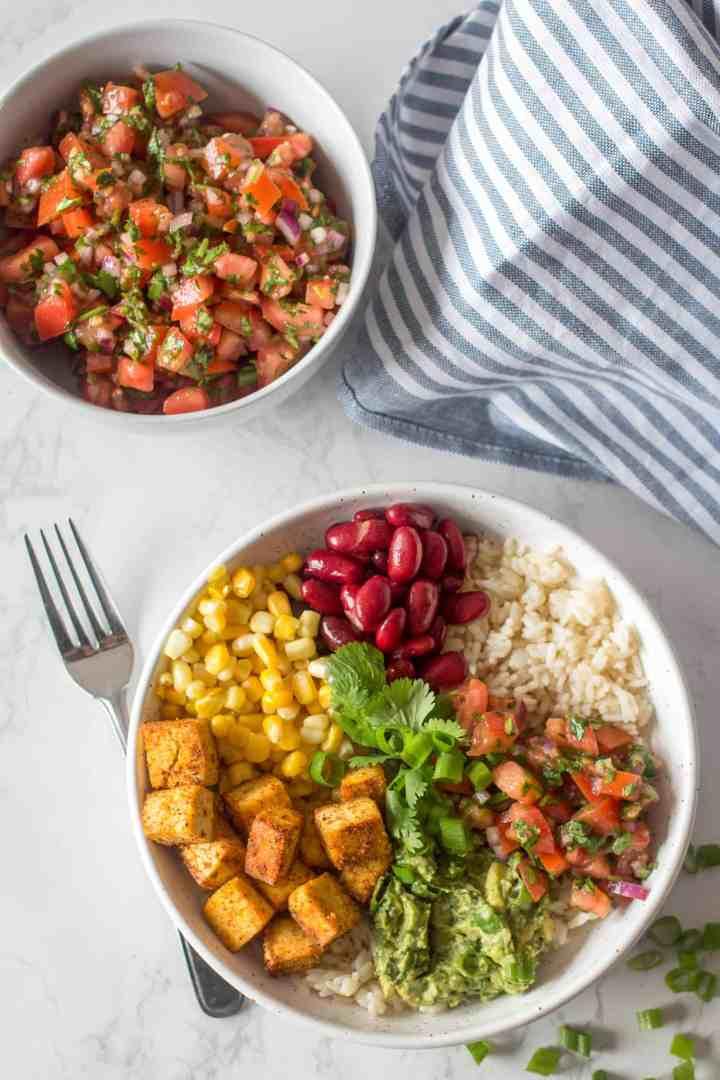 Healthy Mexican Bowl