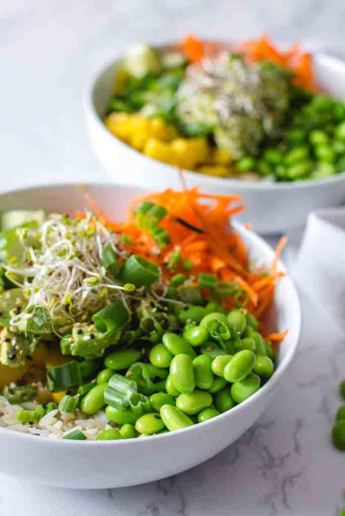 Sushi Bol Végétarien