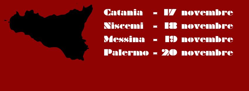 Read more about the article Sicily Tour / Giro della Sicilia