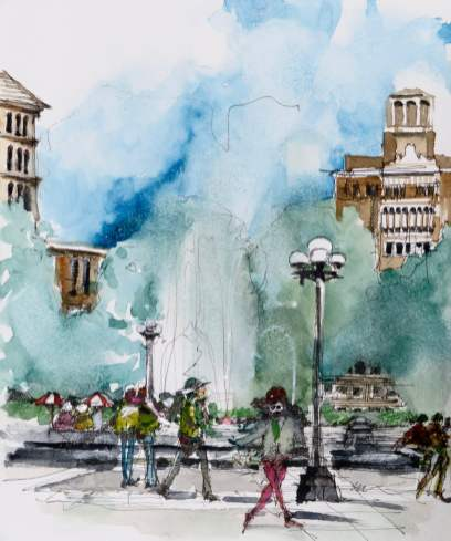 6. Wash Square 2