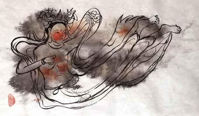 Gandharva-Heavenly-Being