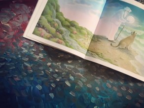 Painting Storybook Photo