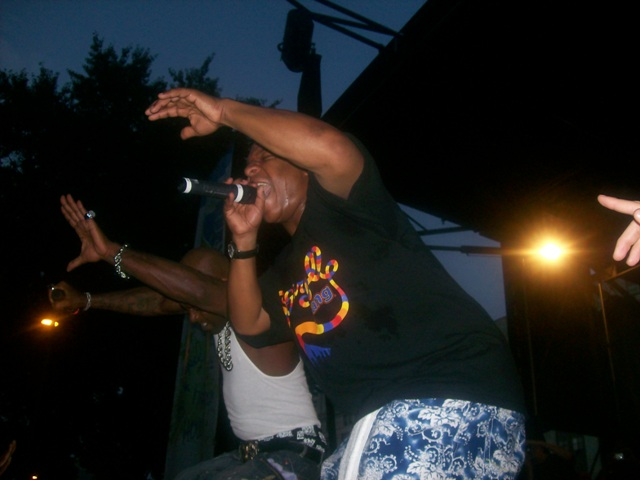 Naughty By Nature @ Rock Steady Crew 30th Anniversary - 2007
