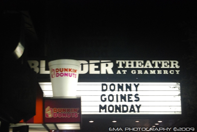 Donny Goines Marquee