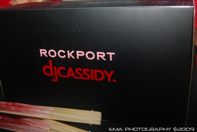 DJ Cassidy x Rockport