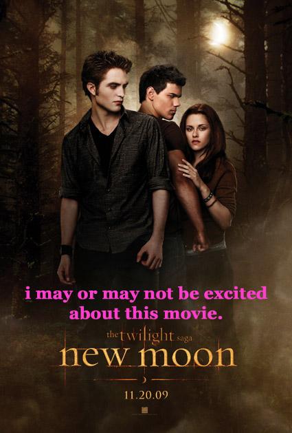 new moon excitement