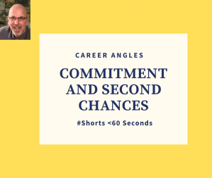 Commitment and second chances