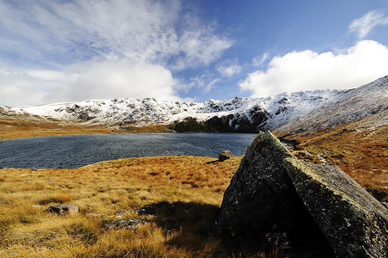 Lake Sylvester (Mai´09) - Neuseeland