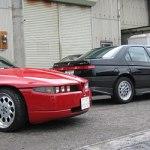 Alfa RZ 車検