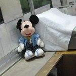 紋付袴なミッキーマウス