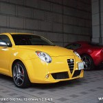 "MiTo""IMOLA""Limited Edition 試乗を終えて"