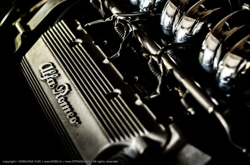 ALFA ROMEO V6 3.0 DOHC24V