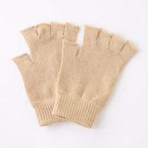 UVカット指なし短手袋