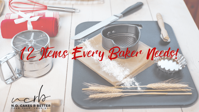 12 Items Every Baker Needs!