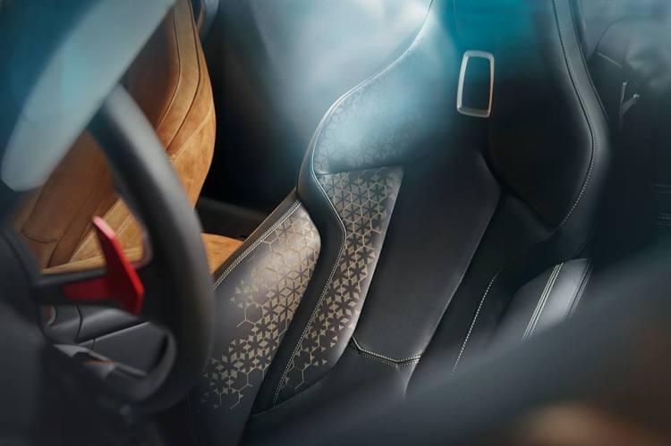 新型 BMW Z4 シート