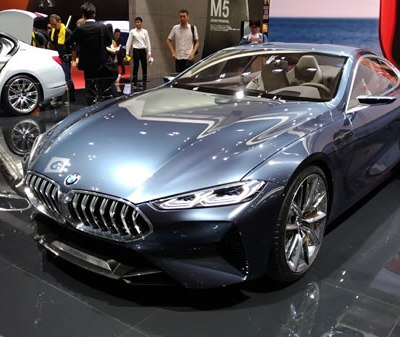 The BMW Concept 8 Series