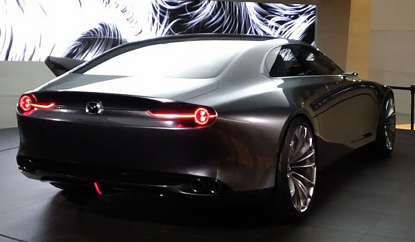「VISION COUPE(ヴィジョン・クーペ)」リア