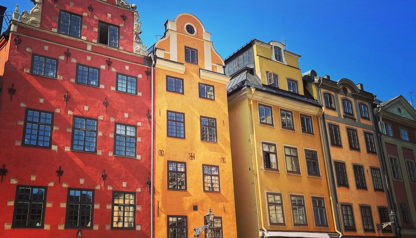 Gamla Stan - Altstadt
