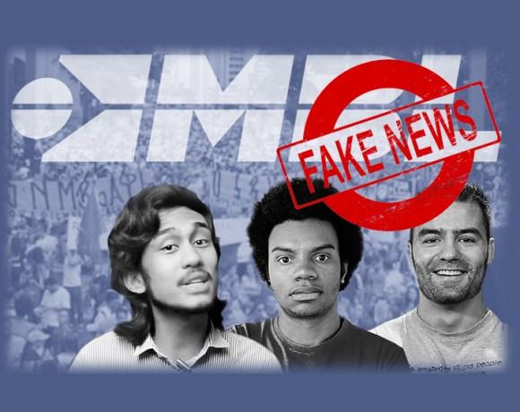 Facebook retira do ar rede de Fake News do MBL
