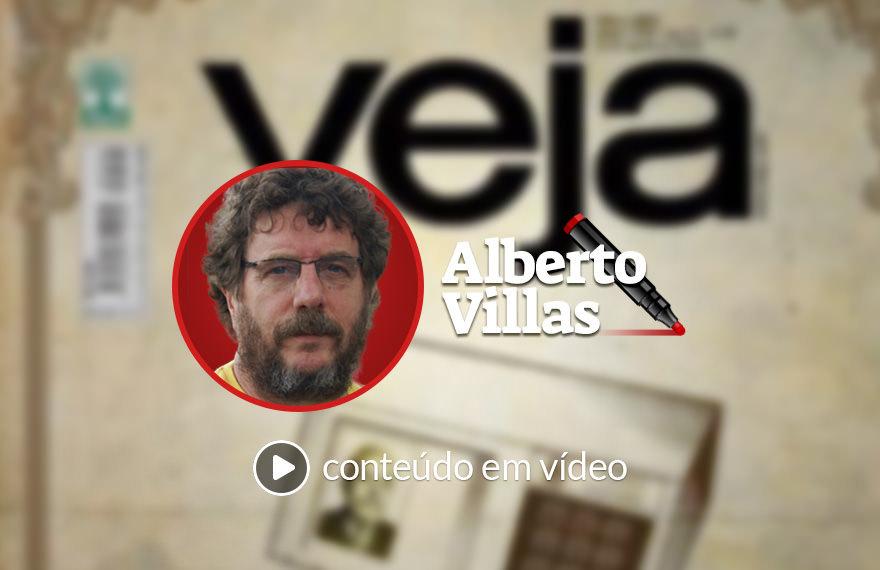Alberto Villas lula
