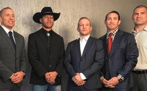 Lutadores de MMA anunciam uma associação que visa melhorar condições…
