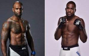 Jimi Manuwa x Corey Anderson, confirmado para o UFC em Londres.