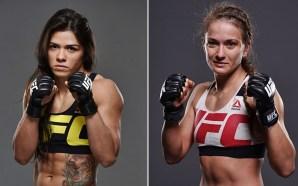 Claudia Gadelha enfrenta Karolina Kowalkiewicz no UFC 212