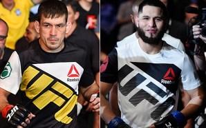 Luta entre Demian Maia e Jorge Masvidal está quase fechada…