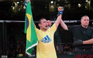 Campeão do Legacy Fighting Alliance, Leandro Higo assina com o…