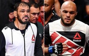 Rogério Minotouro e Ilir Latifi se enfrentam no UFC Fight…