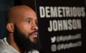Demetrious Johnson fala sobre luta com Wilson Reis