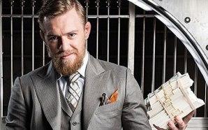 Conor McGregor está na lista dos 25 atletas mais bem…