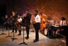 Jazz performance in Ellis Marsalis Jazz Studio