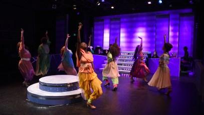 Musical Theatre performance in the Nims Black Box Theatre