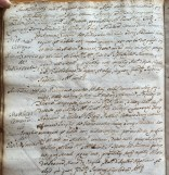 Marriage record of Nicola Cetrano-Anna Saveria d'Intinosante and Mattia Cetrano-Maria Giuseppa d'Intinosante.