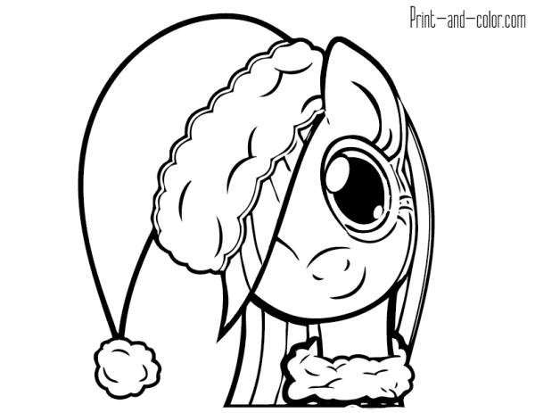Раскраски про пони | Nochdobra.com