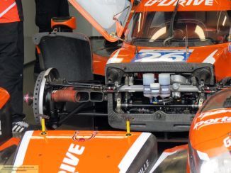 #26 G-Drive LMP2