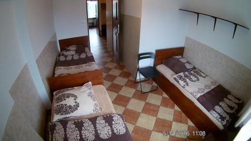 Małe mieszkanie dla pięciu osób