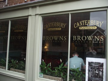 Browns Coffeehouse