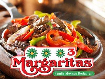 3 Margaritas Restaurant