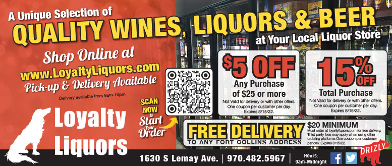 Loyalty Liquors Coupons - $5 Off $25 or 15% Off