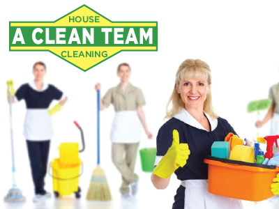 A Clean Team House Cleaning