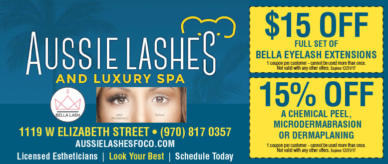 Aussie Tans & Lashes Coupon
