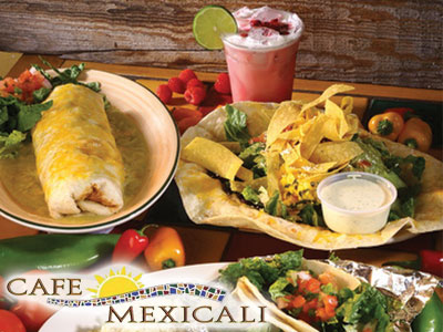 Cafe Mexicali Mexican Restaurant Fort Collins