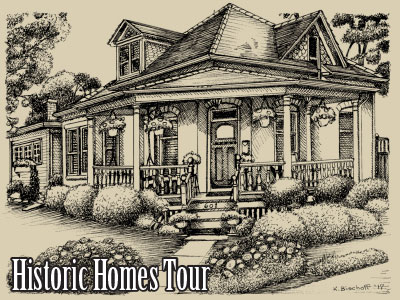 33rd Annual Historic Homes Tours | Saturday, September 16