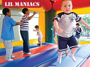 Lil Maniacs Bouncy Castle Rental Fort Collins