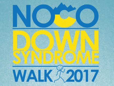 NOCO Down Syndrome Walk 2017 - Saturday, September 9