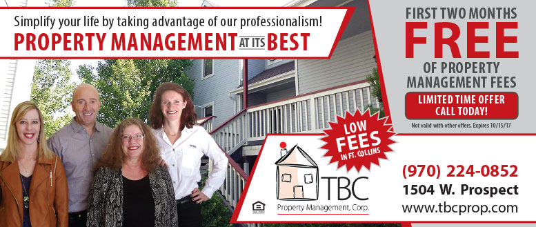 TBC Property Management - Two Months Free