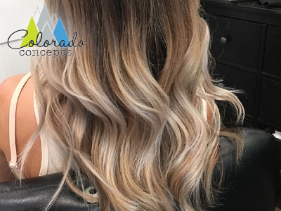 Colorado Concepts Hair Salon in Fort Collins